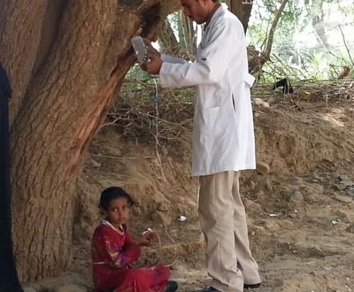 مشروع الخدمات الطبية الطارئة للفئات المتضررة ( عمران- صعدة)