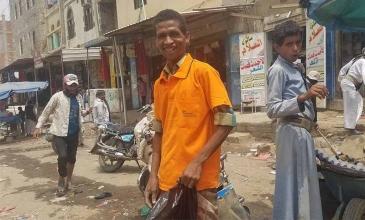 (مهرجان كبير للنظافة) في مدينة الأمان بمديرية نجرة محافظة حجة