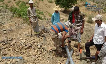 مشروع مياه غرب وضره يستأنف ضخ المياه للمواطنين بكامل طاقته
