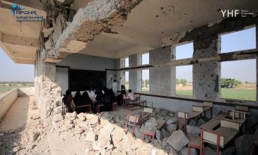 مشروع التعليم يعيد 80 طالبا الى المدرسة بالجراحي
