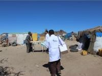 النشاط الايصالي يقدم خدمات صحية لأكثر من 33  الف مستفيد خلال 6 اشهر في محافظة البيضاء
