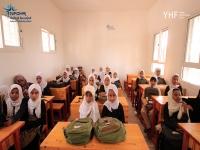 توفير بيئة ملائمة للتعليم يساعد الطالبات على التعلم
